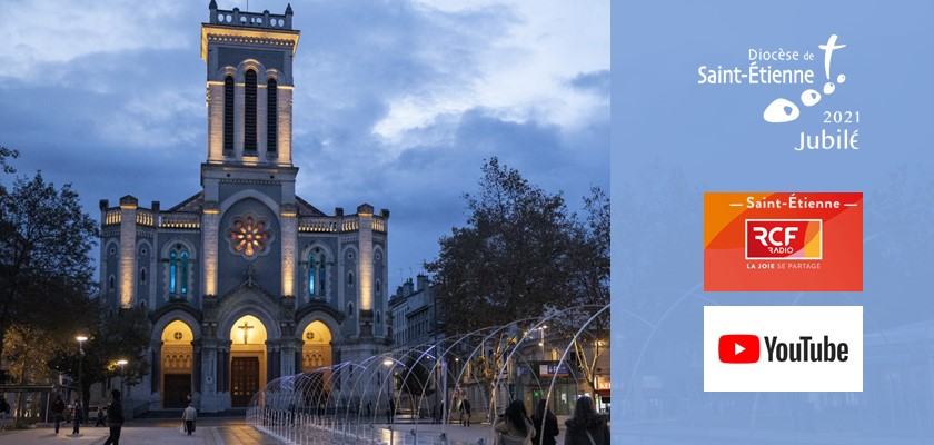 Messe du 8 décembre 2020 en direct de la Cathédrale Saint-Charles